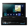 "Pioneer AVH-3300NEX 1-DIN Multimedia DVD Receiver with 7"" WVGA Display"
