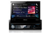 "Pioneer 1-DIN DVD Receiver with 7"" Flip-out Display AVH-X7800BT"