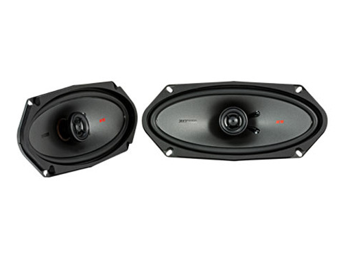 Kicker 4x10 KS Series Coaxial Car Audio Speakers - 44KSC41004