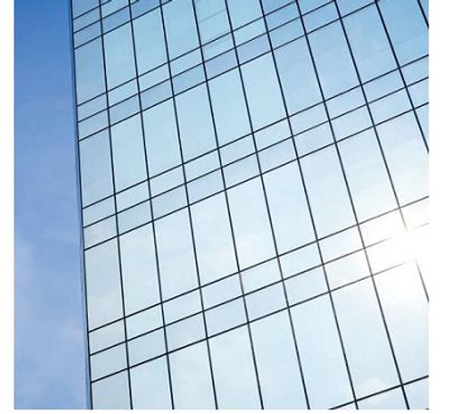 Solar Gard Stainless Steel Commercial Building Window Tinting Film