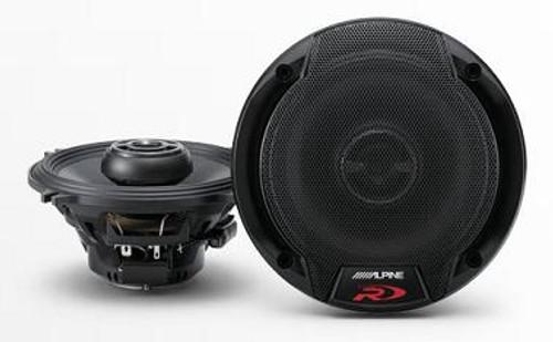 Alpine 5.25 Inch Coaxial 2-Way Speaker Set - SPR-50