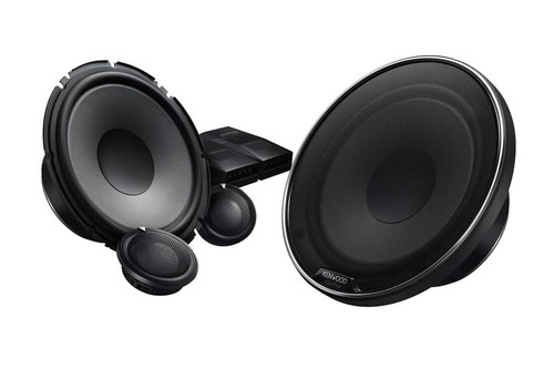 "Kenwood Excelon 7"" Oversized Custom Fit Component Speaker System - XR-1800P"
