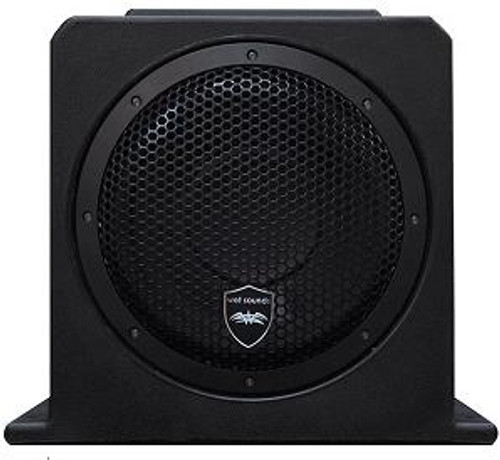 Wet Sounds 500 watts Active Subwoofers Enclosure - Stealth AS-10