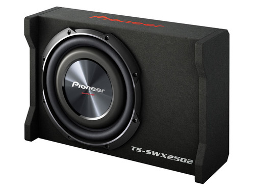 "Pioneer 10"" Shallow-Mount Pre-Loaded Enclosure"