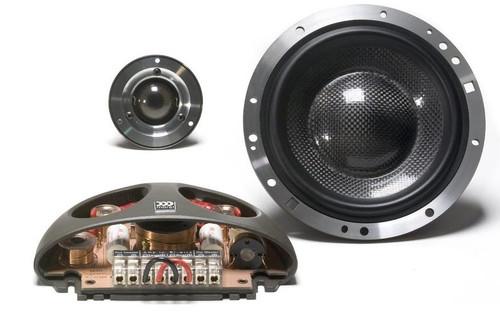 """Morel Supremo 602 6.5"""" Car Component Audio Speaker System"""