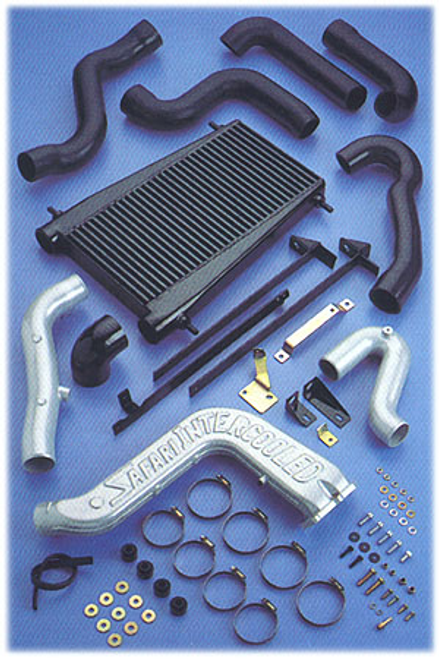 Front mount Intercooler system to suit 80 Series