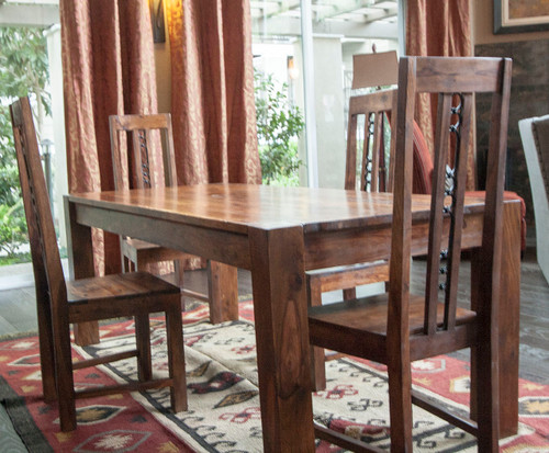 ... Zen Dining Table ...