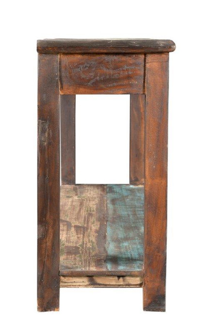 ... Timbergirl Old Reclaimed Wood Console Table 4 ...