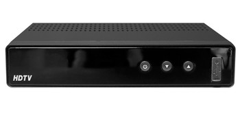 HD-2 HDTV MPEG-2/4 QAM Set-Top Box