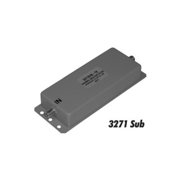 3271-Sub-Series  Analog Channel Deletion Filters - Chs T7 - T14