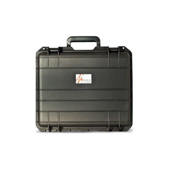 978-00008 Hard Shell Protective Carrying Case with Internal Foam Padding for XR-3 Meter