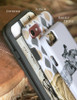 Horse Bit Pattern Phone Case