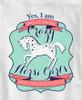 Crazy Horse Girl Kids T-Shirt