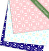 Trotting Ponies and Horse Bits Pattern birthday party gift wrapping paper