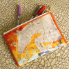 Jumping Horse Collage Accessory Pouch