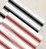 Horse Bridle Stripes Patterned Area Rug