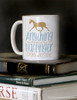 Haflinger Horses Are Better Ceramic Coffee Mug