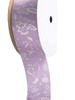 Purple Country Horses Equestrian Ribbon