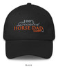 Horse Dad Emroidered Hat