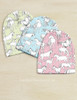 Horses All Over Equestrian Baby Beanie Hat