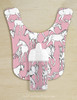 Horses All Over Baby Bib & Sippy Cup Set