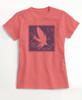 Women's Fly Fishing Tee Shirt