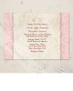 Red and Ivory Country Wedding Invitation (10 pk)