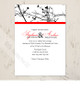 Tree Branches Wedding Invitation (10 pk)
