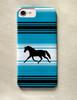 Trotting Pony Serape Pattern Phone Case