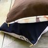 Trotting Horse Pattern Dog Bed