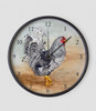 Country Kitchen Rooster Clock