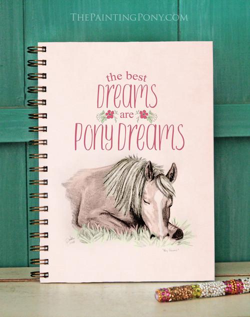 Pony Dreams Bullet Journal