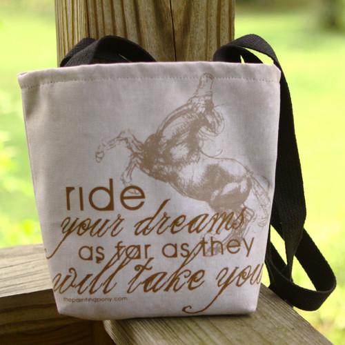 Ride Your Dreams Tote Bag