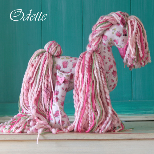 "Flopsy Cotton Pony ""Odette"""
