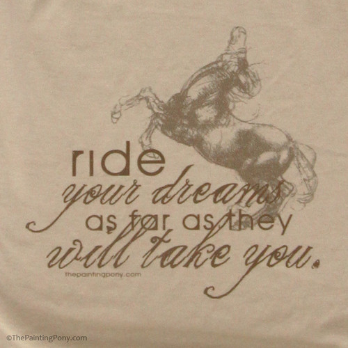 Ride Your Dreams Kids T-Shirt