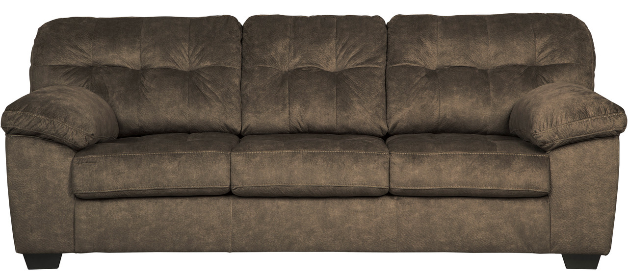 ... Alven Brown Queen Sofa Sleeper ...