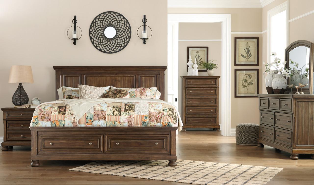 Belton Panel Storage Bedroom Set - CB Furniture