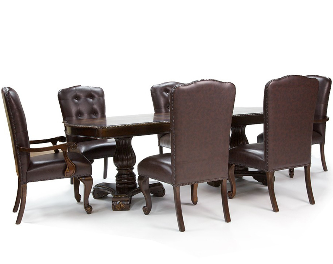 ... Bradford 9 Piece Dining Set