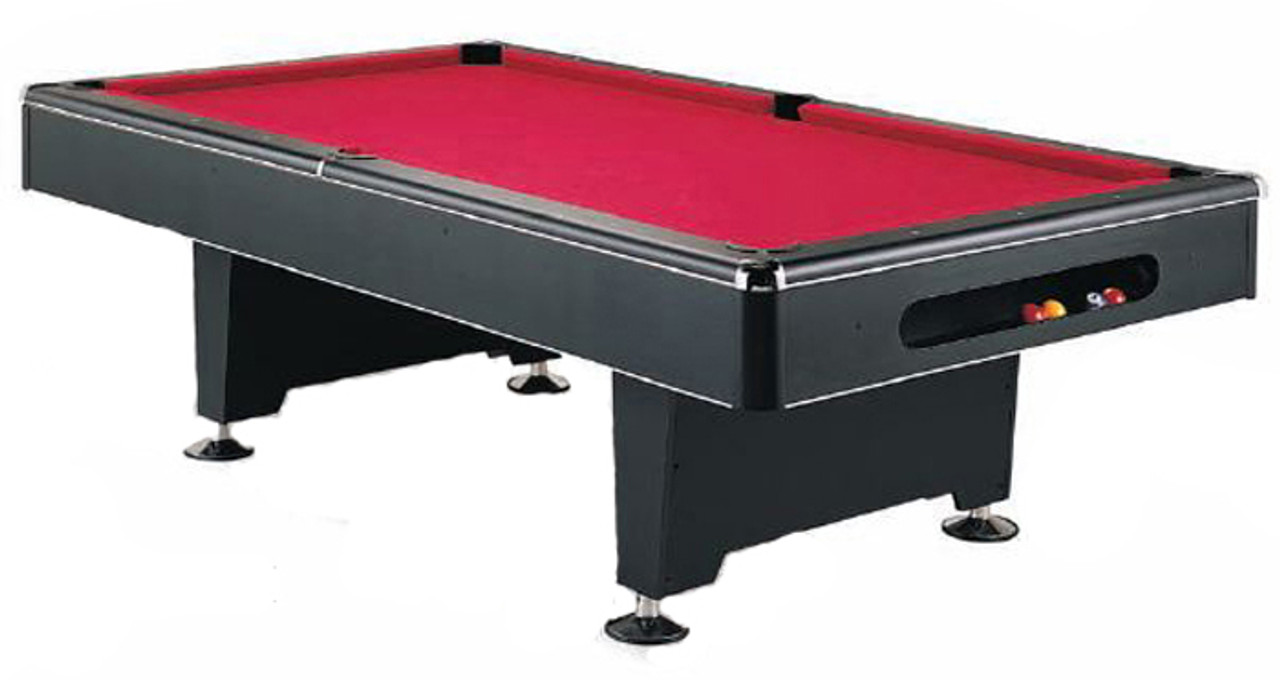 The Conquistador FT Pool Table CB Furniture - 7 ft billiard table