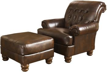 Bernice Chair & Ottoman