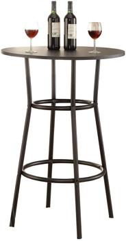 Rupert Black Bar Table