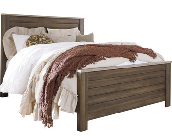 Cresthill Brown Bed
