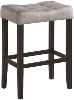Amare Gray Bar Stool