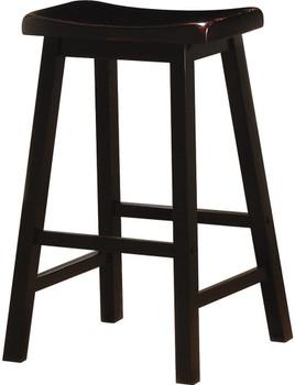 Cramer Black Bar Stool