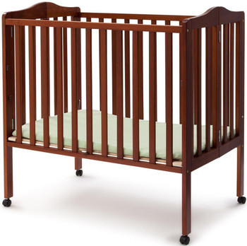 Portababy Cherry Crib with Mattress