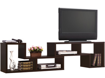 "Bai Dark Brown 47"" TV Console"