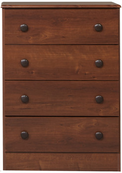 Coepto Cherry 4 Drawer Chest