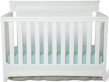 Marquis White 4-in-1 Crib