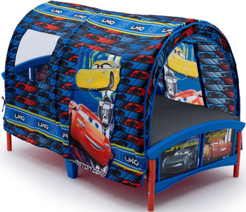 Cars Tent Toddler Bed