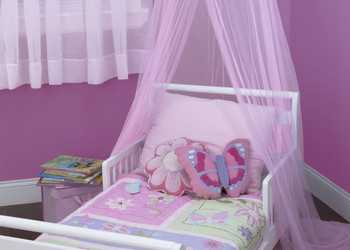 Angie Pink Decorative Canopy